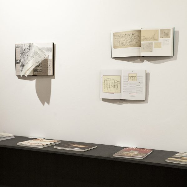 exposition livres architecture