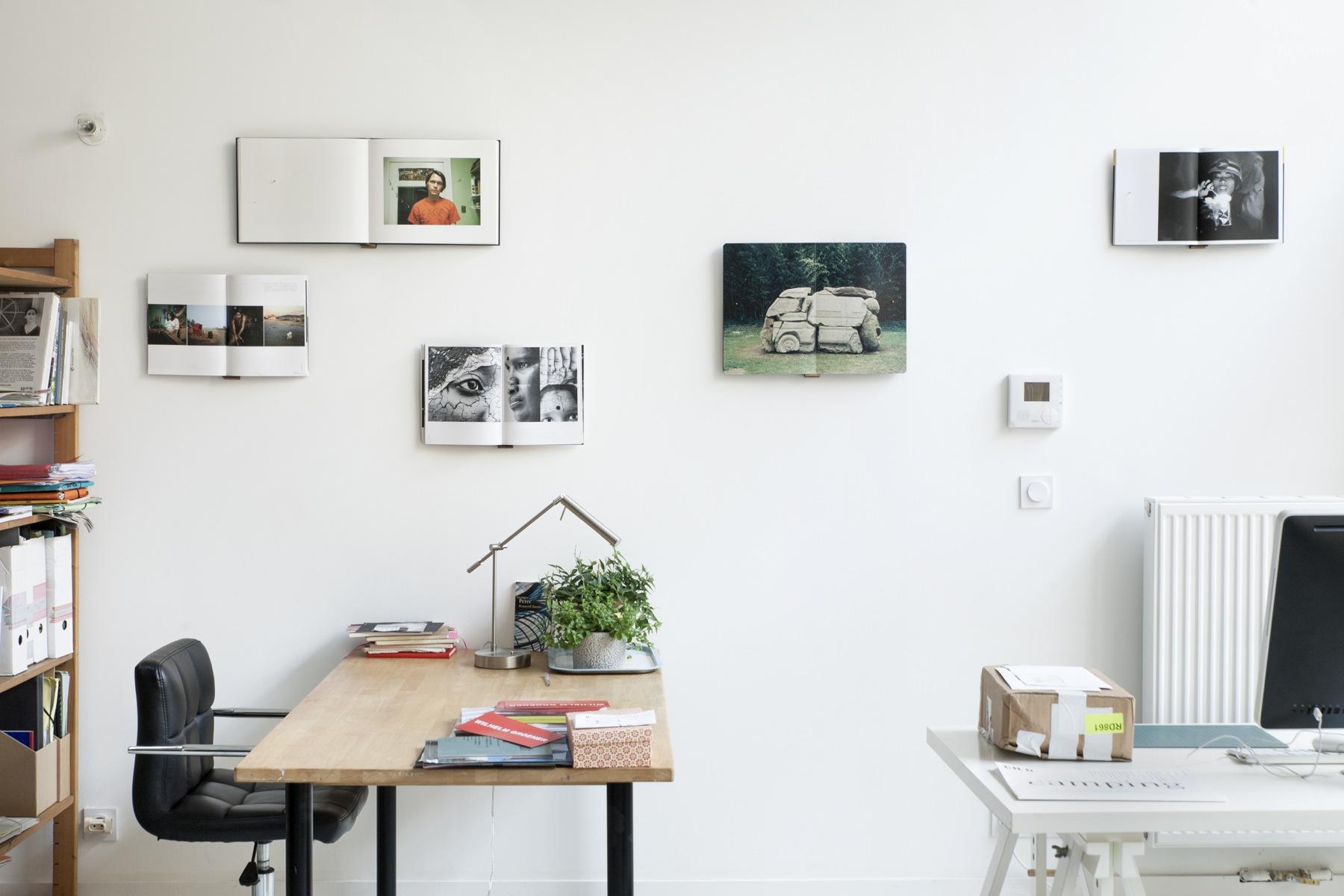exposition livres bureau