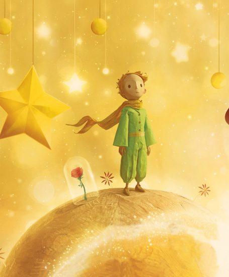image animation livre petit prince gauche