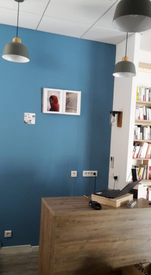 portom presentation librairie